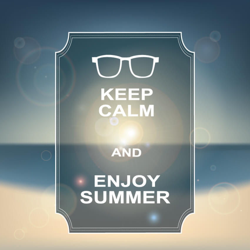 Our Top 5 Eye Health Care Tips For Summer!
